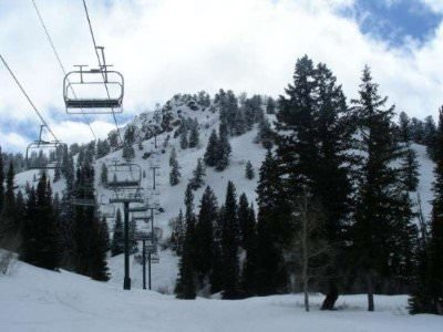 Powder Mountain Paradise Lift